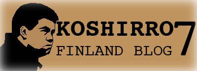 KOSHIRRO7 Finland Blog – Kysymys merkkejä silmiin.